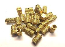 Brass Inserts for Fiber glass Stocks
