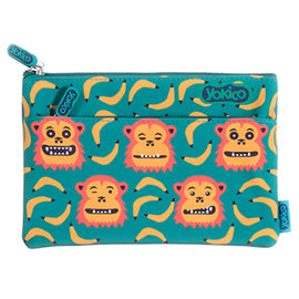 2 Zip Wild Things Pencil Case