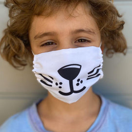 Kids Kitty Mask