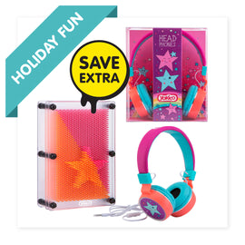 Twinkle Star Headphones Fun Pack