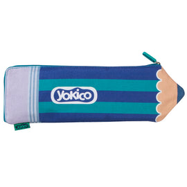 Blue Pencil Pencil Case