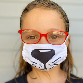 Kids Mousy Mask