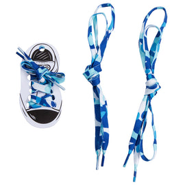 Camo Shoelaces