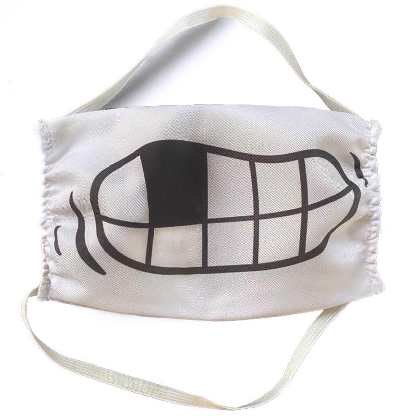 Adult Toothy Mask