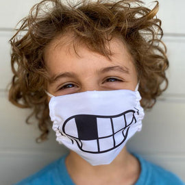 Kids Toothy Mask