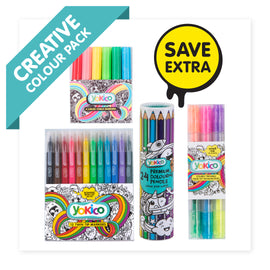 57 Piece Creative Colour Pack