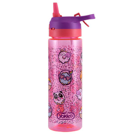 Donut Delight Spray Water Bottle