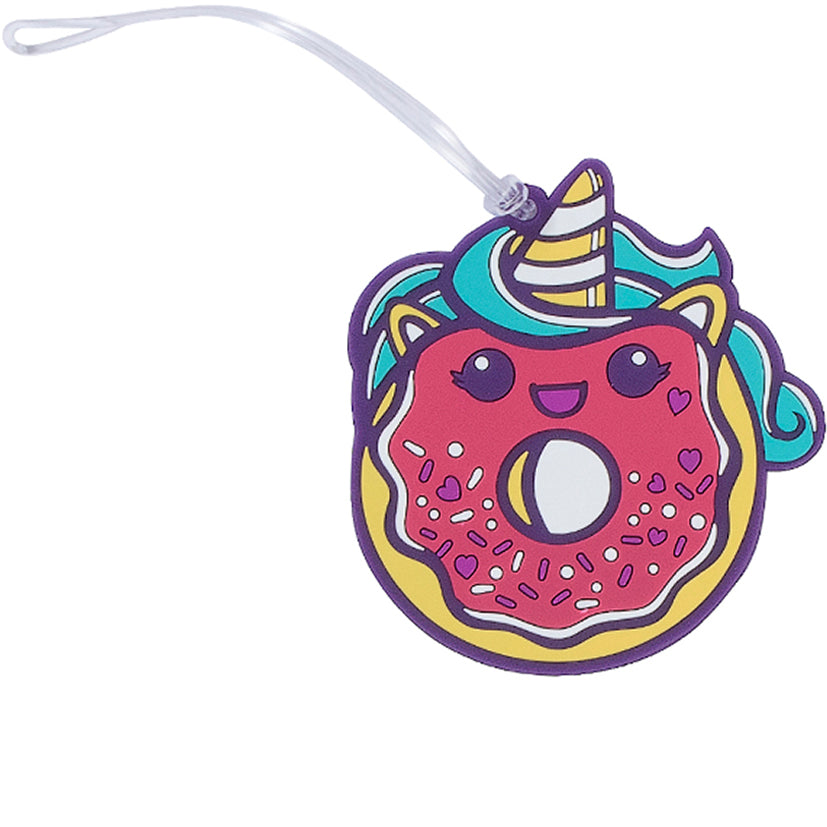 Donut Bag Tag