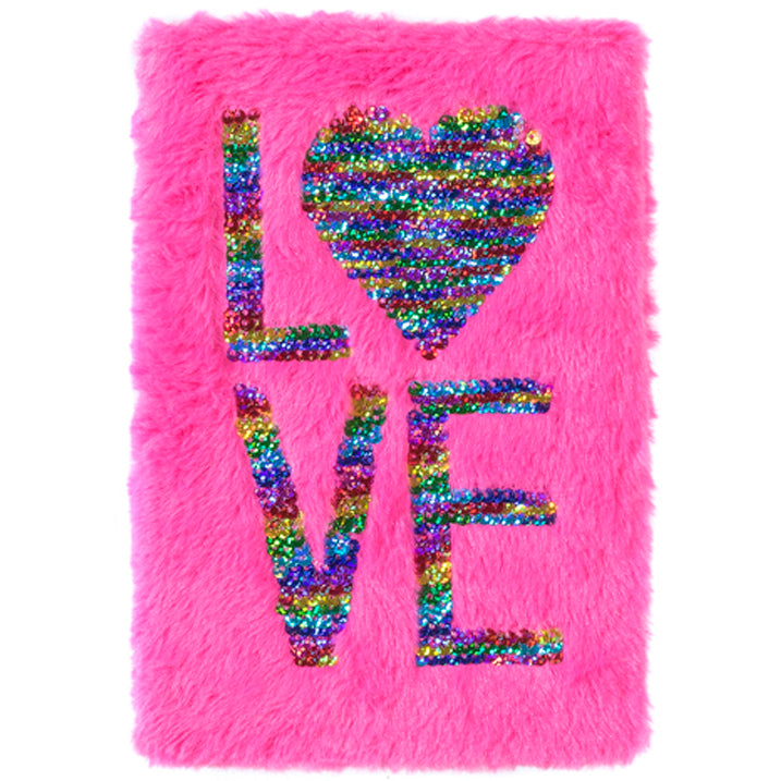 Love Sequin Journal