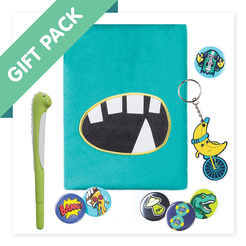 Soft Teeth Journal Gift Pack