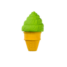 Green Ice-Cream Eraser