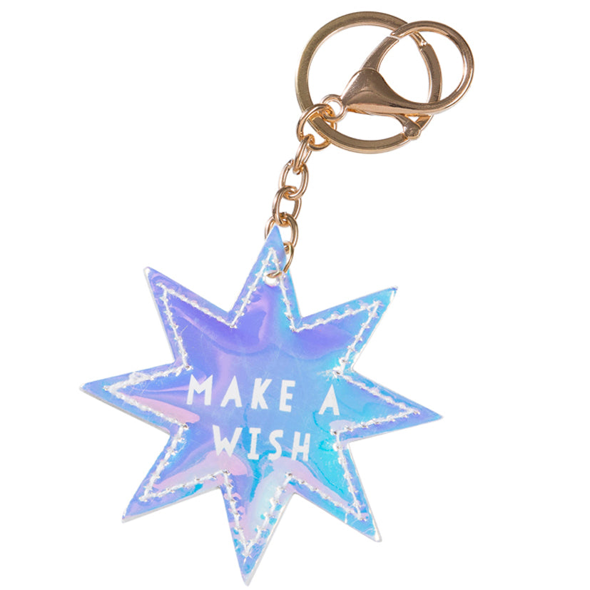 Make-a-wish Keychain