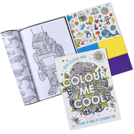 Colour Me Books - Cool