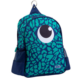 Eye Small Blue Backpack