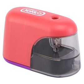 Electric Light-up Sharpener - Pink
