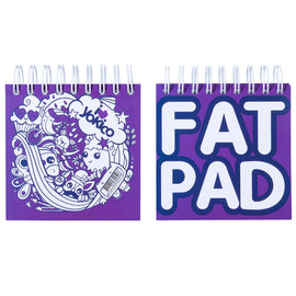Purple Fat Pad