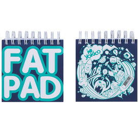 Blue Fat Pad