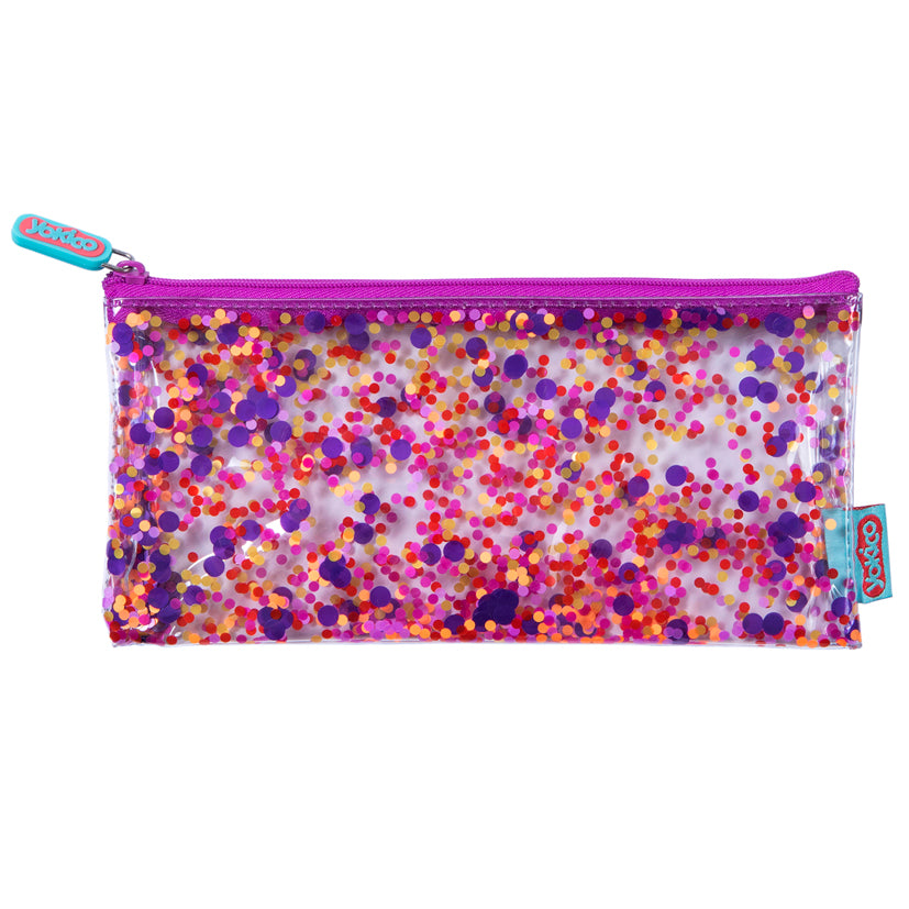 Glitter filled Pencil Case