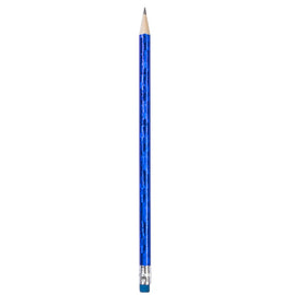 HB Pencil - Metallic Blue