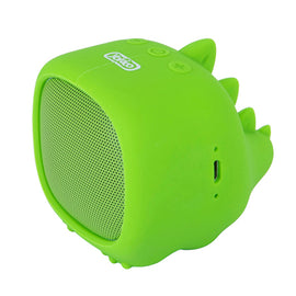 Green Dino Mini Bluetooth Speaker