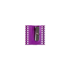 1 Hole Puzzle Sharpener - Purple