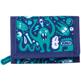 Monster Mash Wallet