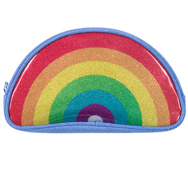 Glitter Rainbow Pencil Case
