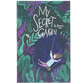 My Secret Garden Book Safe