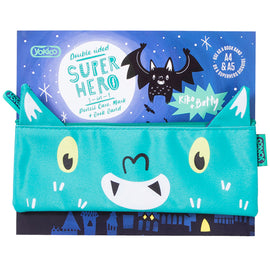Kiko & Batty Book Band Pencil Case