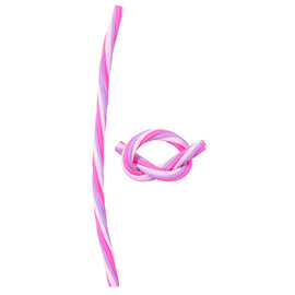 Twirl Pink/Purple Rope Eraser