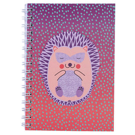 Spike A5 Spiral Notebook
