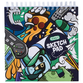 Sketch-it Sketchpad Graffiti Pizza