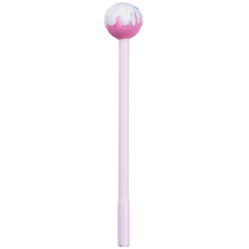 Lolly-Pop Pen - Pink