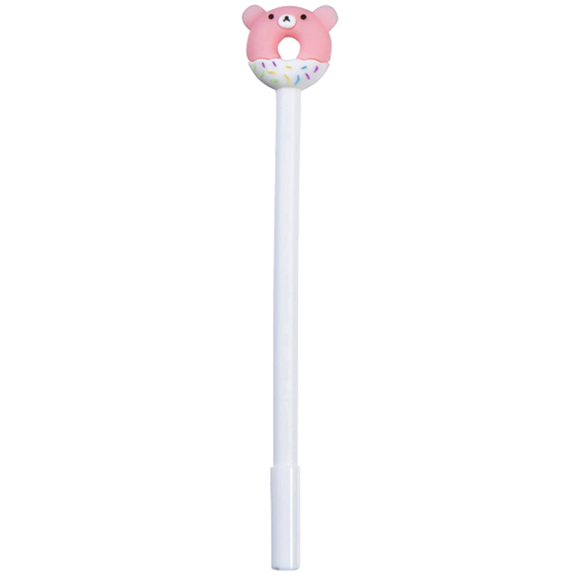 Cute Donut Pen - Bear