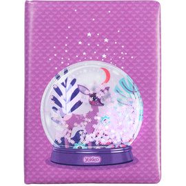 Snowglobe A5 Journal