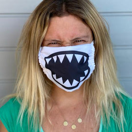 Adult Jaws Mask