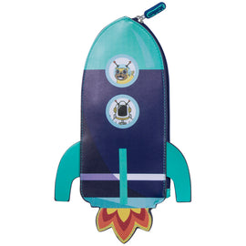Rocket Pencil Case