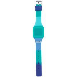 Green & Blue Silicone Digital Watch