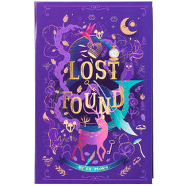 Lost & Found Book Safe