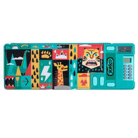Wild Things Press & Pop Pencil Case