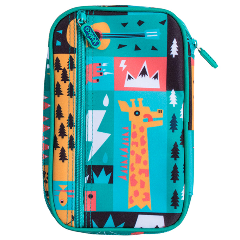Wild Things Travel Pencil Case