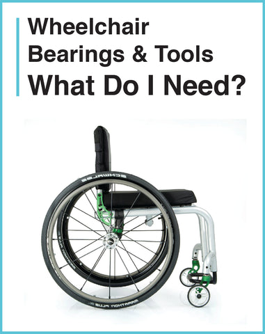 Wheelchair Beatings and Tools Guide