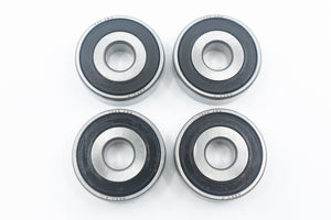 "Rear Wheel Wheelchair Bearings High Performance 1620 7/16x1-3/8x7/16"" (11x35x11mm) - 4-Pack"