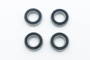 Fork Wheelchair Bearings 6902 ABEC-5 28x15x8mm Serviceable (4-Pack)