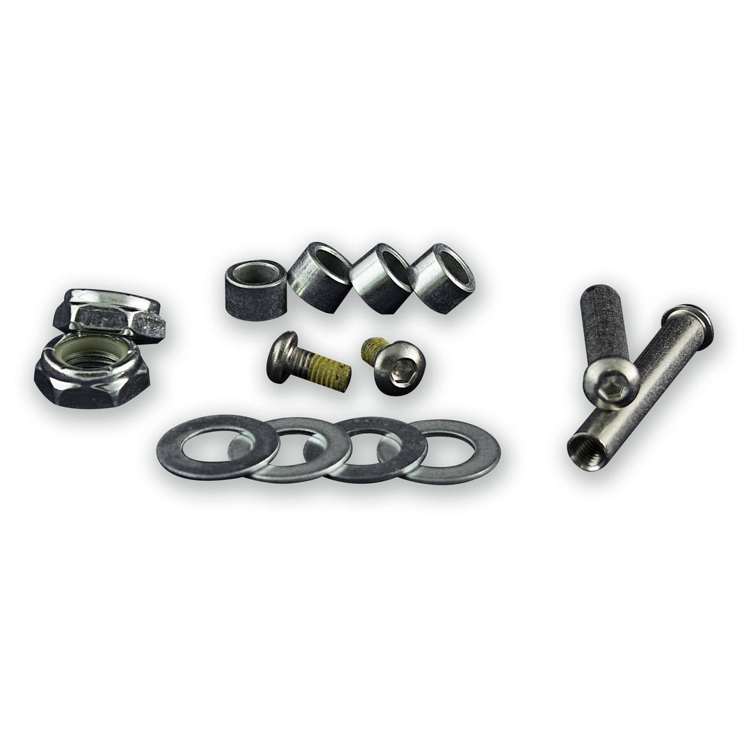 "Frog Legs Fork 1-1/2"" Axle Kit"