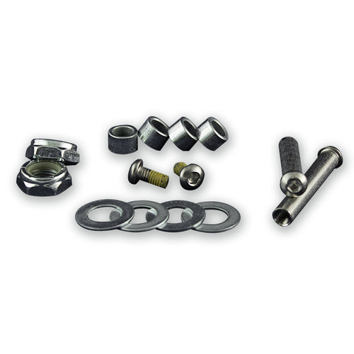 "Frog Legs Fork 2"" Axle Kit"