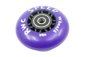 RWC Speed Wheels  (4 Pack) - High-Performance 72mm 98A Wheelchair Rugby and Basketball Casters