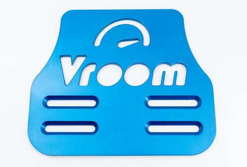 Vroom Universal Wheelchair Footplate 7