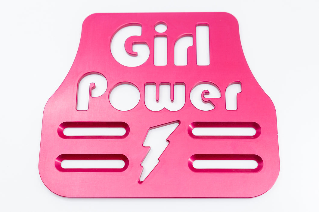 Girl Power Universal Wheelchair Footplate 7