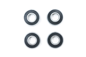 Fork Wheelchair Bearings 6001 ABEC-5 28x12x8mm Serviceable (4-Pack)